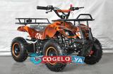 MINI QUAD ATV HUMMER - PANDA 49CC - foto