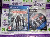 Tom clancys the division ps4 - foto