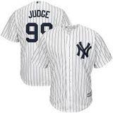 CAMISETA MLB YANKEES JUDGE BLANCA - foto