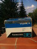 Yashica Lynx-5000 - foto