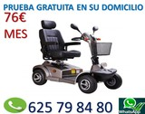 SCOOTER ELECTRICA MINUSVALIDOS SIRIUS 70 - foto