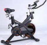 Bicicleta spinning estatica ciclo indoor - foto