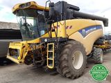 NEW HOLLAND CX 6090 LATERALE - foto