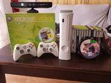 xbox360 lt2+ con 30 juegos y accesorios - foto