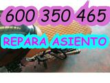 Restauración Asiento Moto     Pil - foto