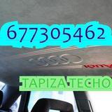 TAPIZAR TECHO COCHES AL MOMENTO - foto