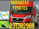 Mudanzas y portes economicos 631382969 - foto