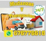 Mudanzas y portes economicos 676776618 - foto