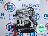 Motores regenerados stock - foto