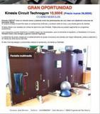 Technogym Kinesis Circuit Pantalla multi - foto