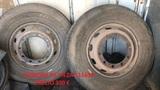Neumaticos para camion - varias parejas - foto