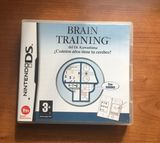 Brain Training Videojuego Nintendo DS - foto