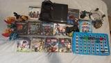 PS3+ Mando original+ 10 juegos - foto