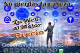 * tu pagina web desde 190  * - foto