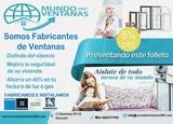 OFICIAL DE 1 FABRICACIÓN VENTANAS - foto