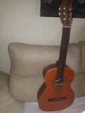 Guitarra española clásica, - foto