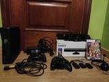 Xbox 360, 75 juegos,2 mandos, Kinect,etc - foto