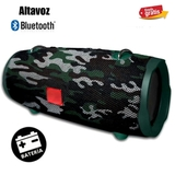 Altavoz con baterÍa y bluetooth nuevo. - foto