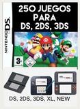 250 juegos para Nintendo - foto