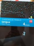 CUADERNOS DE TRABAJO LENGUA SM 4 - foto