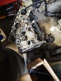 DespiecTB5bloque motor Volkswagen T5 BNZ - foto