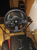 PS4+Volante Thrustmaster T300 RS GT Edit - foto