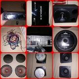 equipo de sonido coche música radio etap - foto