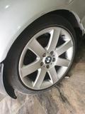 llantas bmw 17 con neumáticos - foto