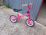 Vendo bicicleta sin pedales - foto