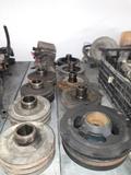 Polea Damper para motores Nissan - foto