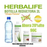 Botella reductora herbalife - foto