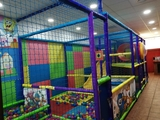 Parque infantil  de bolas-chikipark - foto