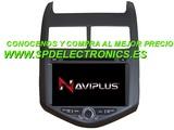 Chevrolet Aveo +2012 > REF Chevrolet-03- - foto