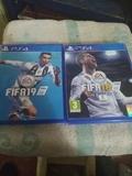 FIFA 18 y 19 - foto