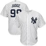 CAMISETA BEISBOL MLB JUDGE BLANCA 99 - foto