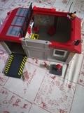 Estacion de bomberos playmobil 6er - foto