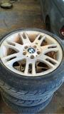Llantas aluminio BMW 17 pulgadas - foto
