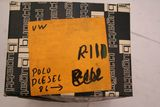 Bomba de agua VW polo diesel del 86 - foto
