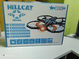 3GO Drone Hellcat-BL Black/Blue - foto