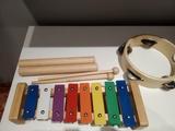 Pack instrumentos musicales (juguetes) - foto