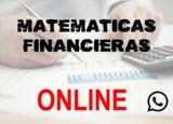 MATEMÁTICAS FINANCIERAS ONLINE - foto