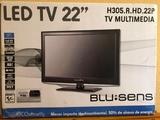 televisor LED TV 22'' - BLU:SENS - foto