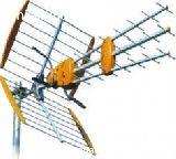 Antenas terrestres y sat. - foto