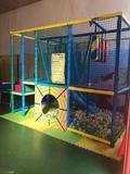 parque infantil de bolas - foto