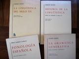 BIBLIOTECA ROMÁNICA HISTÓRICA, 4 MANUALES - foto