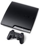 PS3 SLIM Negra - foto