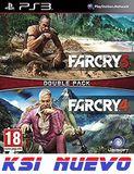 juego ps3 Far cry 3 y 4 juntos - foto