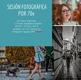 Sesión fotográfica - foto