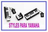 Yamaha PSR-SX700 - Ritmos y Sonidos - foto