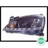 Espejo negro tapa izquierda para Opel Corsa C x01 00-09